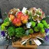 Caja flores Luz