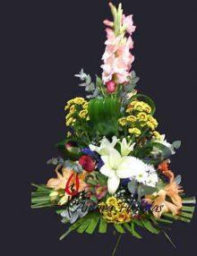 Centro nacimiento variado Ainara Floristas