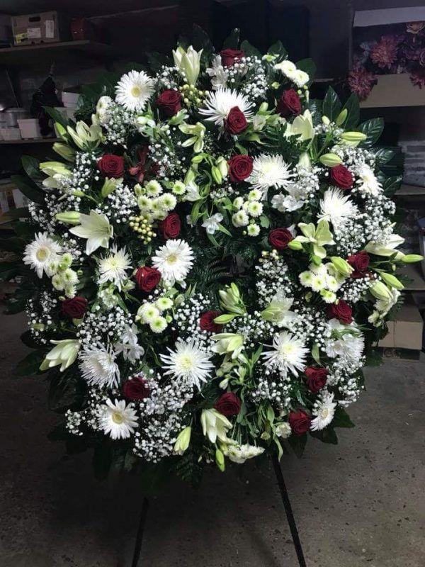 Corona flor De Luxe