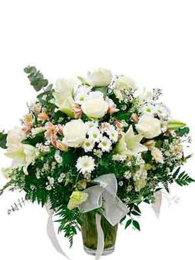Jarron floral01