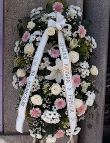 Palma funeraria Rosi