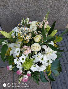Ramo flores La Paz