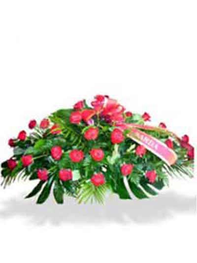 Almohadon de rosas