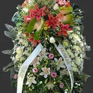 Corona flor Ainara