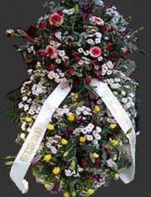 Corona flor estilo. Ainara Floristas