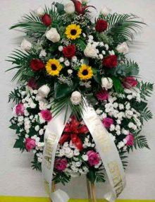 Corona funeraria no te olvidare