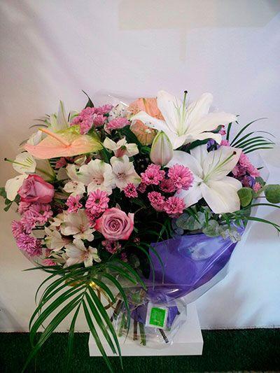 Ramo flores de temporada