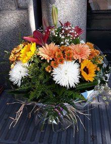 Ramo flores Sol