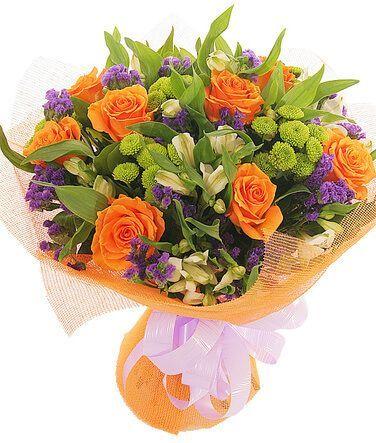 Bouquet Naranjito