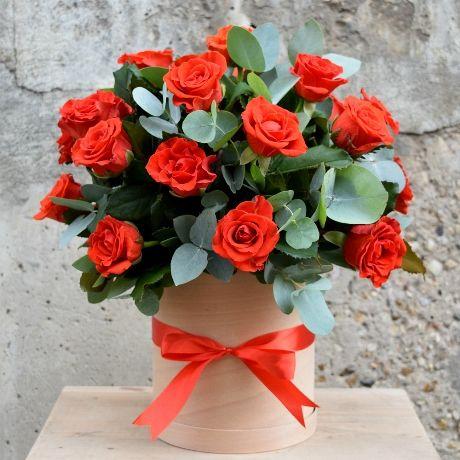 Centro de rosas Vilma