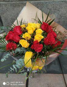 Ramo rosas España