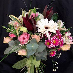 Bouquet Banderas