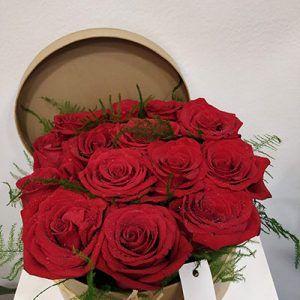 Caja rosas Amor
