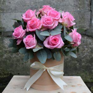 Centro rosas Rosita
