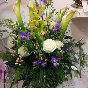 Jarrón floral Ainara