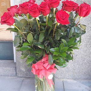 Jarron de rosas Ainara