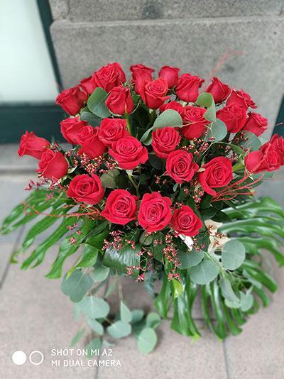 Ramo rosas Elegance